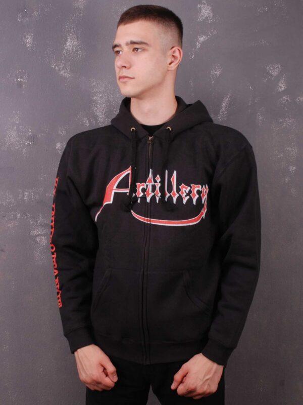 Artillery – By Inheritance Hooded Sweat Jacket