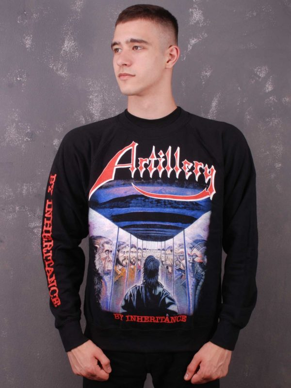 Artillery – By Inheritance Sweat