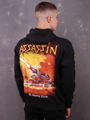 Assassin – The Upcoming Terror Hooded Sweat Jacket