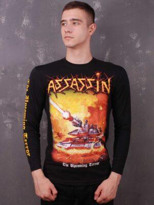 ASSASSIN – The Upcoming Terror Long Sleeve