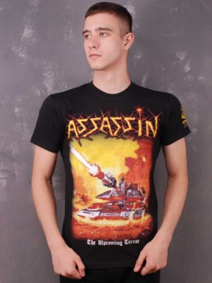 ASSASSIN – The Upcoming Terror TS