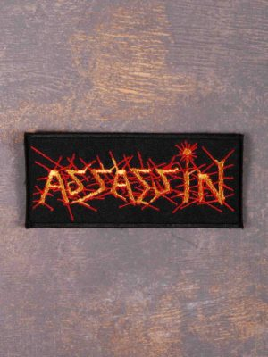ASSASSIN Logo Patch