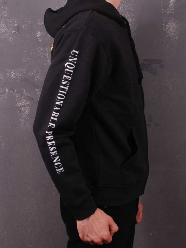 Atheist – Unquestionable Presence Hooded Sweat Jacket