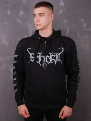 Beherit – H418ov21.C Hooded Sweat Jacket