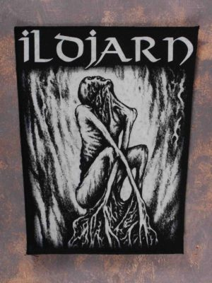 Ildjarn – 1992-1995 White Back Patch