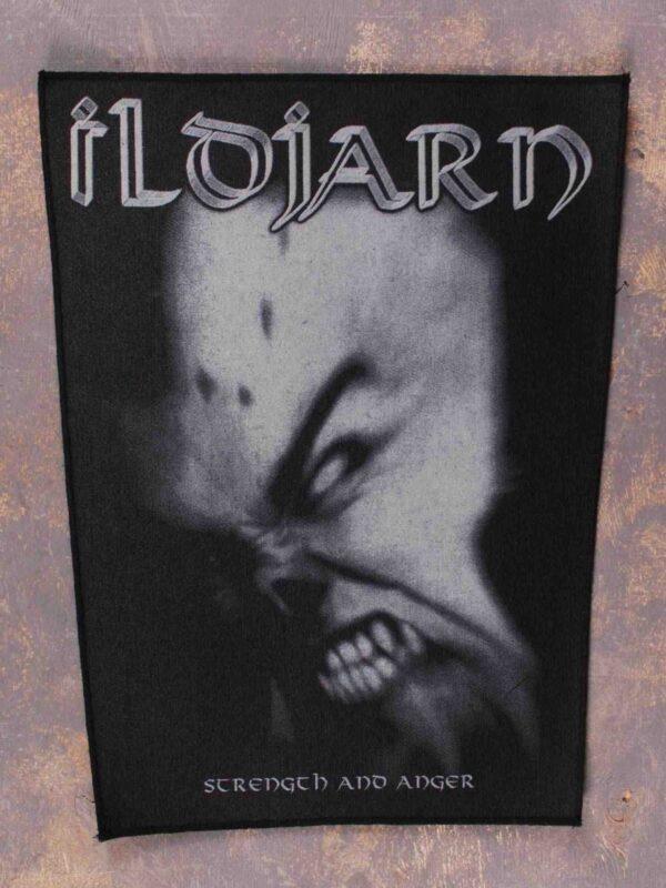 Ildjarn – Strength And Anger Back Patch