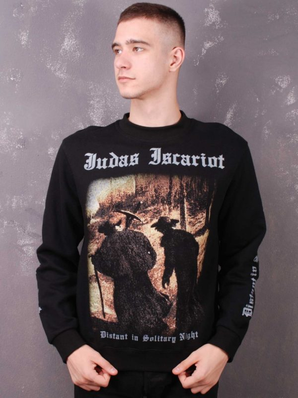 Judas Iscariot – Distant In Solitary Night Sweat
