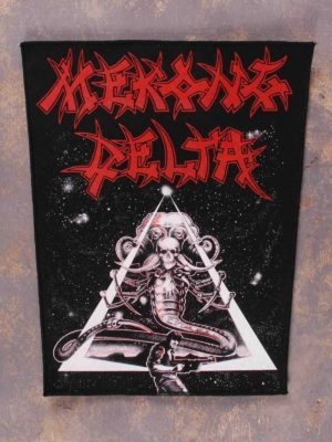 Mekong Delta – Mekong Delta Back Patch