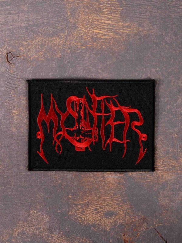 MYSTIFIER Logo Patch