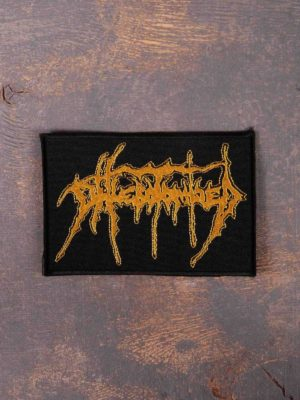 PHLEBOTOMIZED Logo Patch
