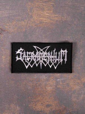 Sacramentum Logo Patch