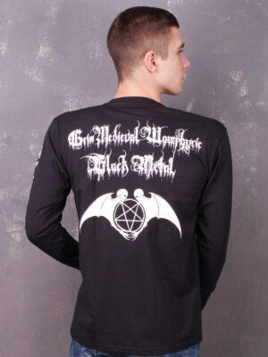 Black Funeral – Vampyr – Throne Of The Beast Long Sleeve