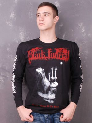 Black Funeral - Vampyr - Throne Of The Beast Long Sleeve