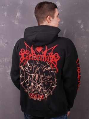 GEHENNA – Malice Hooded Sweat Jacket