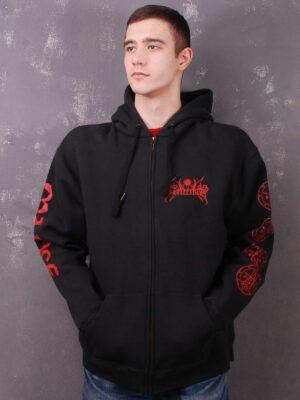 GEHENNA – Malice Hooded Sweat Jacket