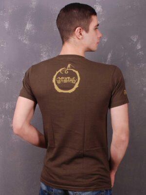 Mortiis Logo TS Brown