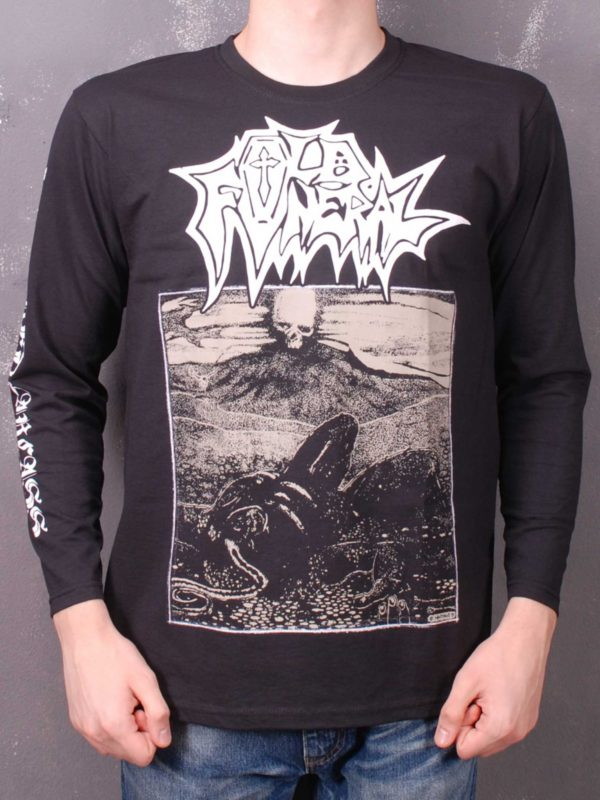 Old Funeral – Devoured Carcass Long Sleeve
