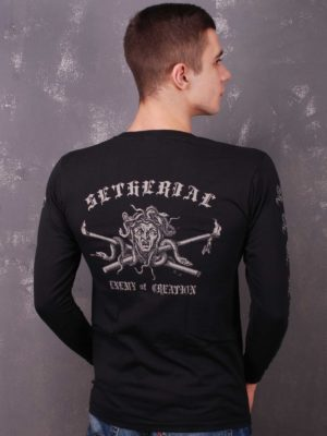 Setherial – Enemy Of Creation Long Sleeve