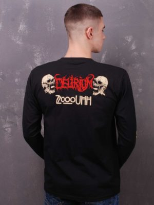 Delirium – Zzooouhh Long Sleeve Black