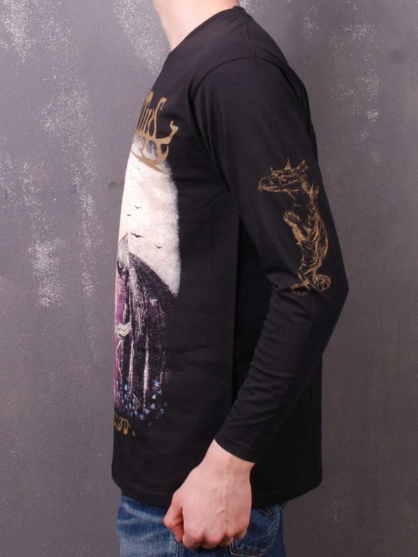 Mortiis – Stjernefodt Long Sleeve Black