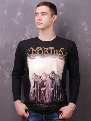 Mortiis – Stjernefodt Long Sleeve Black