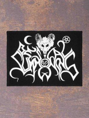 Bestial Summoning Logo Patch