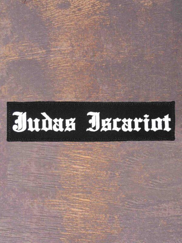 Judas Iscariot Logo Patch