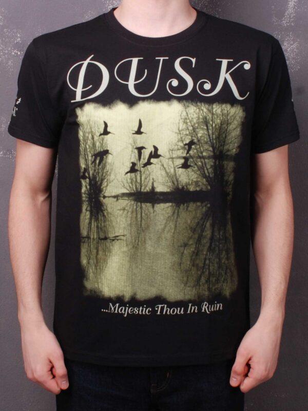Dusk – … Majestic Thou In Ruin TS