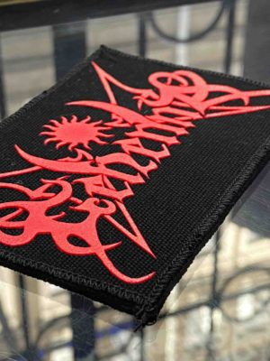 Gehenna Logo Printed Patch