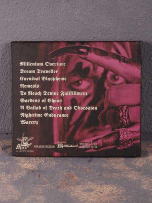 Hades – Millenium Nocturne CD Digibook