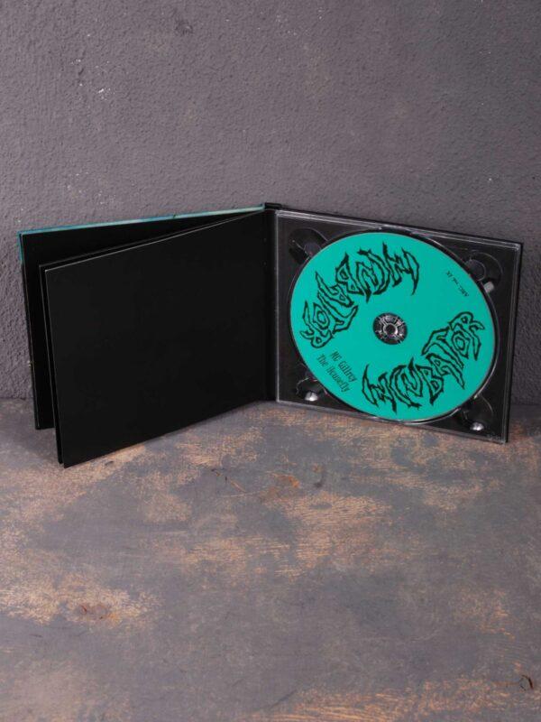 Incubator – Mc Gillroy The Housefly CD Digibook