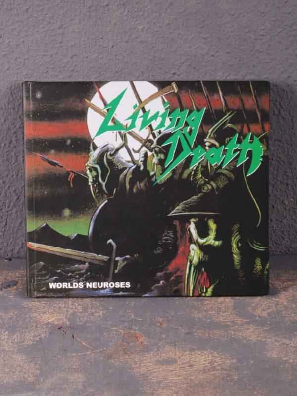 Living Death – Worlds Neuroses CD Digibook