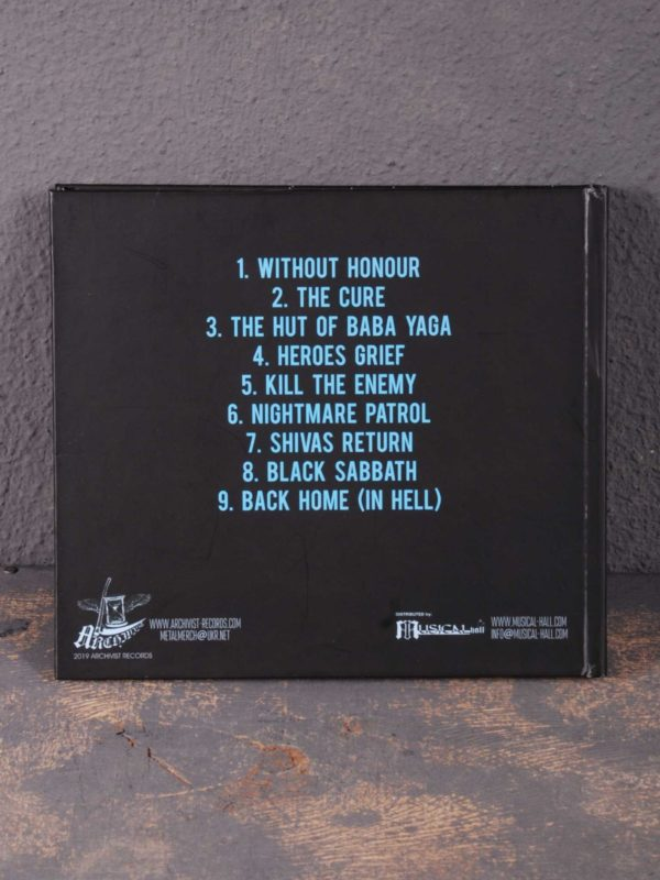 Mekong Delta – Mekong Delta CD Digibook