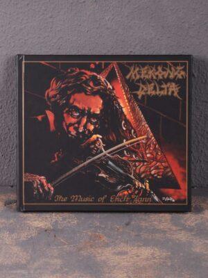 Mekong Delta – The Music Of Erich Zann CD Digibook