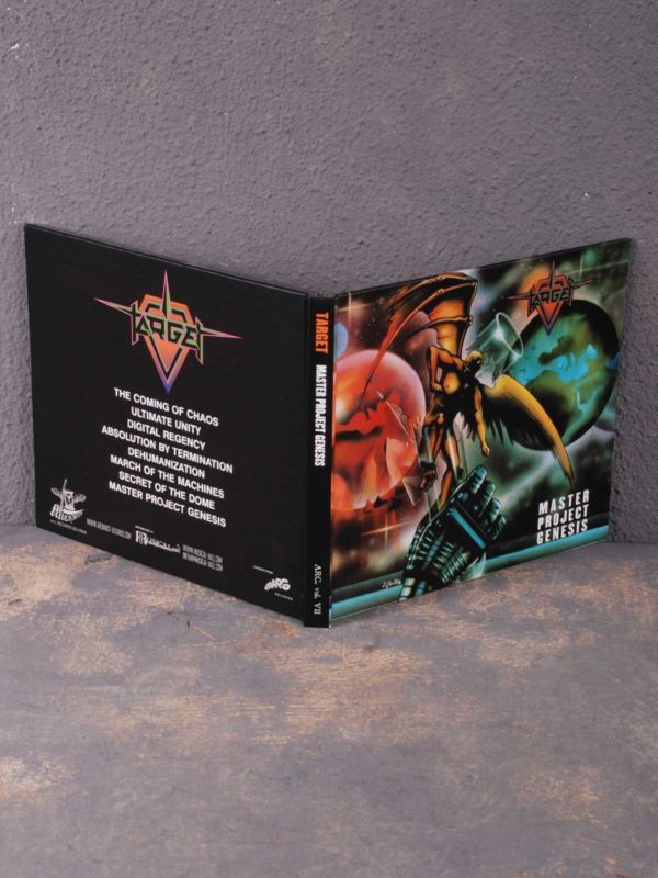 Target – Master Project Genesis CD Digibook