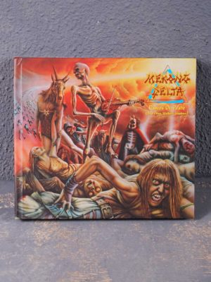 Mekong Delta – Dances Of Death (And Other Walking Shadows) CD Digibook